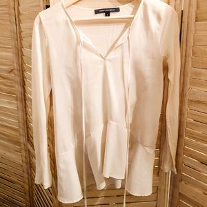 French Connection Flouncey Blouse